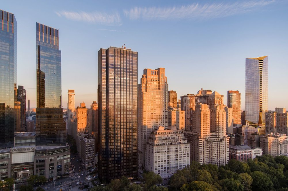 Extell and Snøhetta Reveal 50 West 66th Street, Soon To Become Upper West Side's Tallest Tower