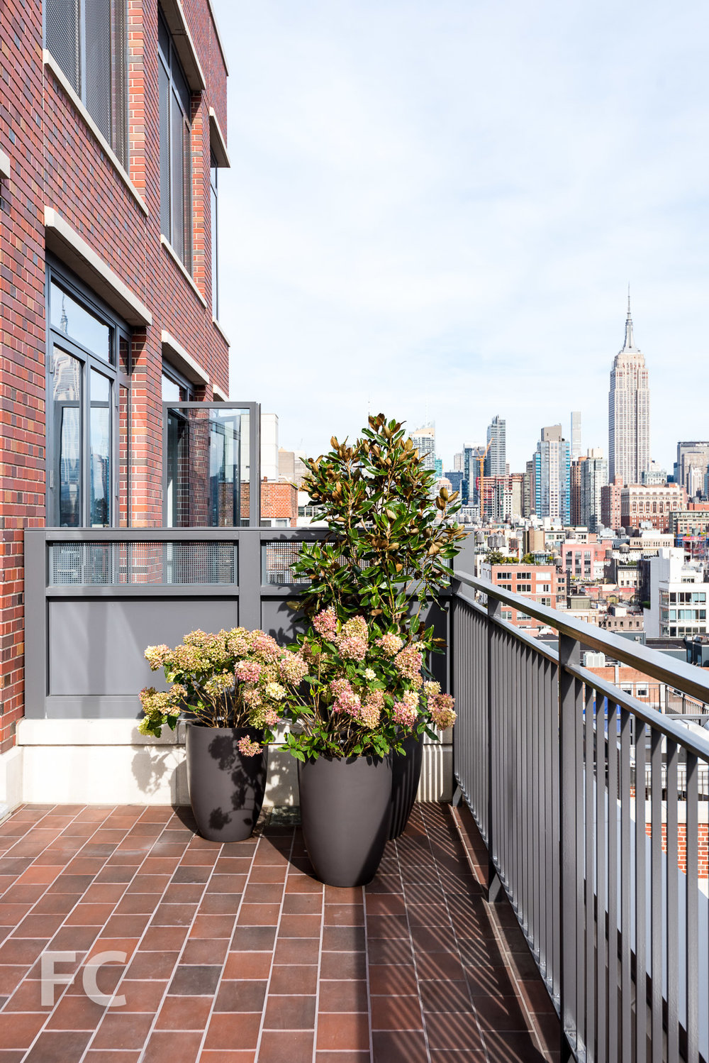 Check-Out The Newly Completed FXFOWLE-Designed Greenwich Lane In The West Village