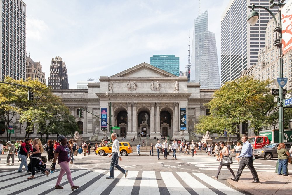 The New York Public Library Receives Green Light To Move-Ahead With Their $317 Million Renovation Of The Main Mid-Manhattan Branch On Bryant Park