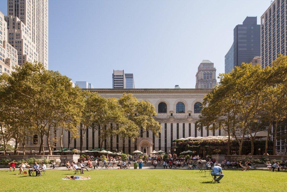 NYPL Stephen A. Schwarzman Building