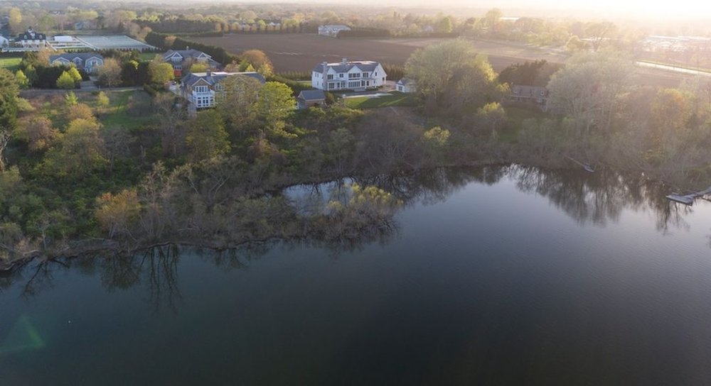 Featured Listings: Explore A Luxurious Kellis Pond Waterfront Which Just Relisted For $7.9 Million