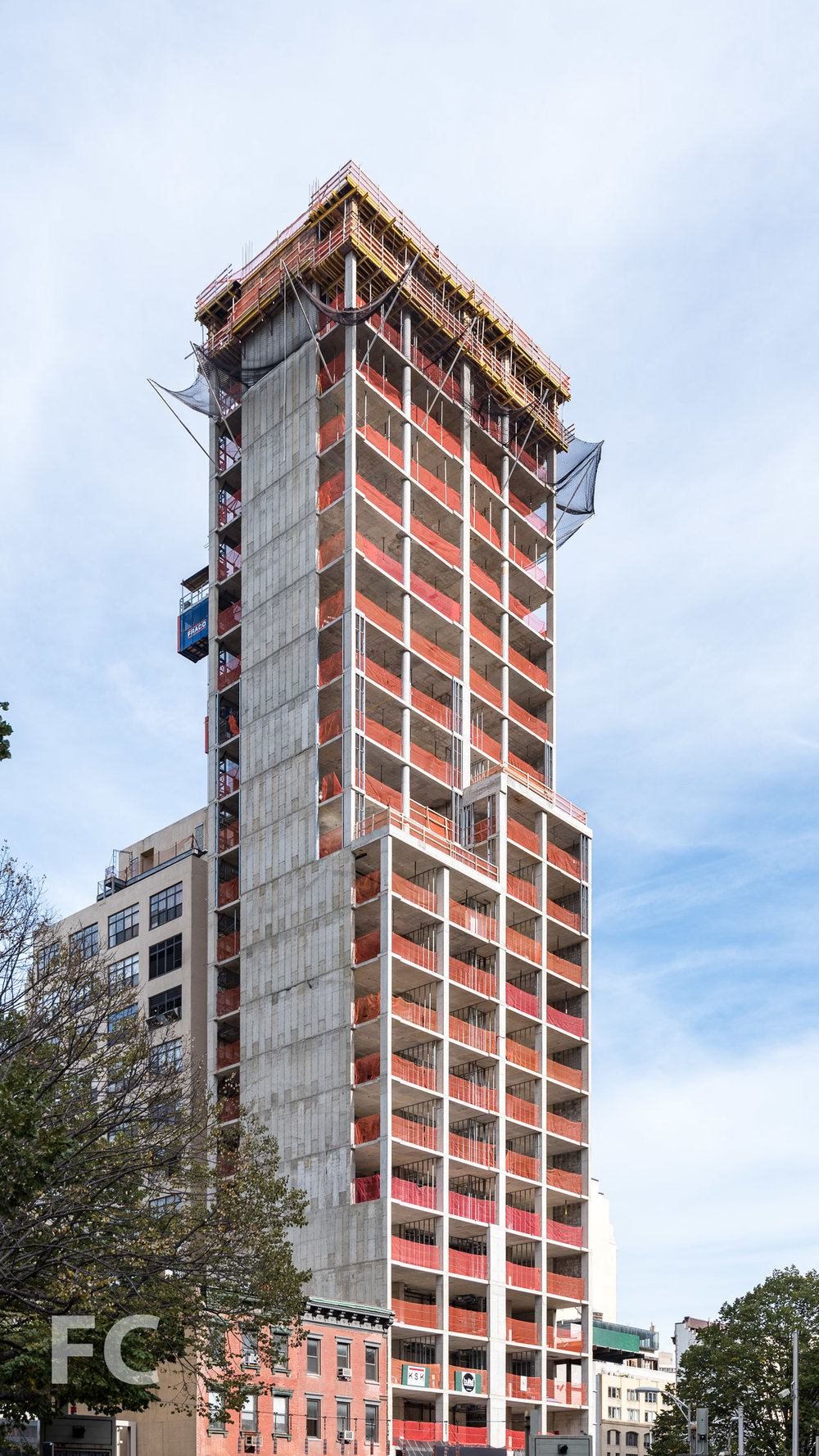 Construction Update: 570 Broome Less Than 1 Year Away From Occupancy As Construction Tops Out In West SoHo