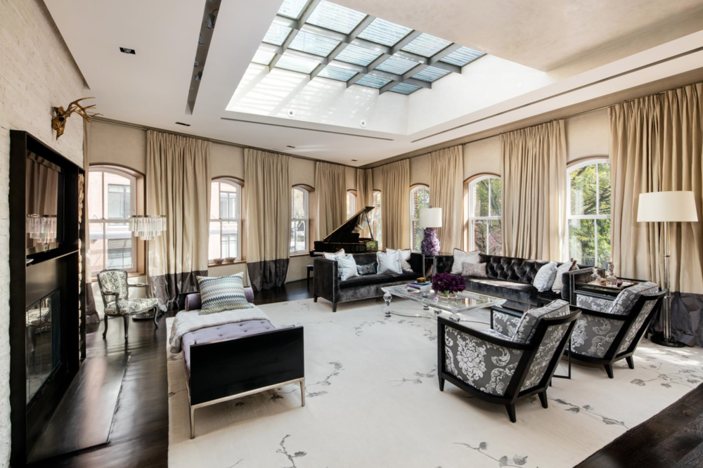 Experience The Ultra-Luxe Modern Megamansion At 2 North Moore Street in TriBeCa Asking $34,500,000