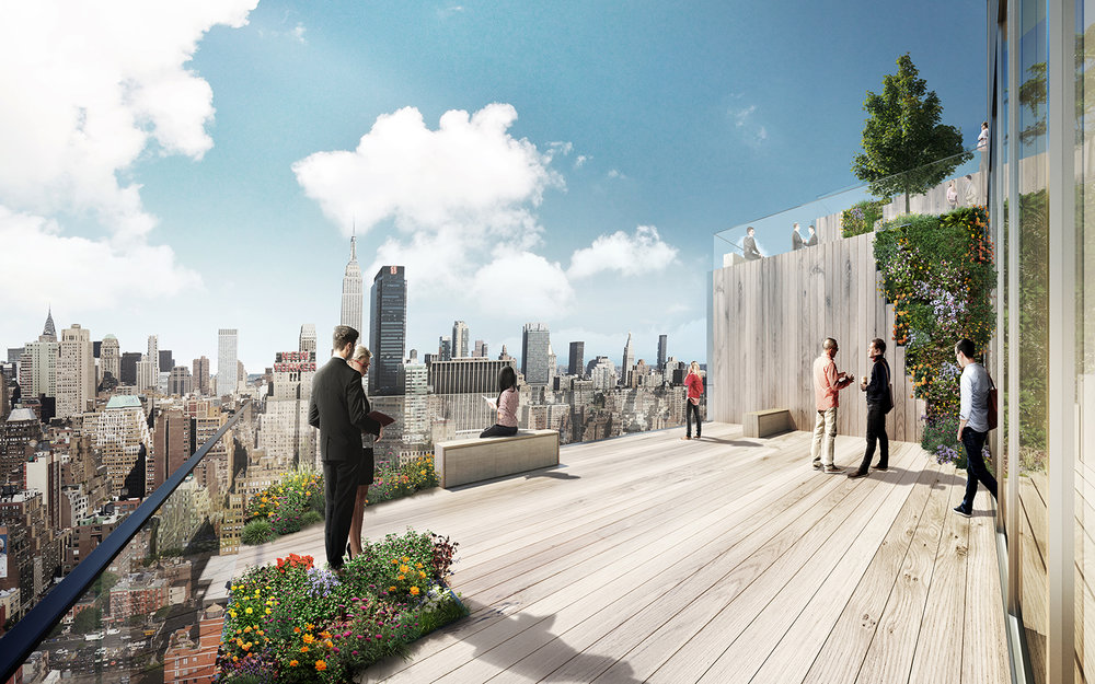 Tishman Speyer's Bjarke Ingels Group-Designed Supertall 66 Hudson Boulevard Set To Go Vertical In Hudson Yards