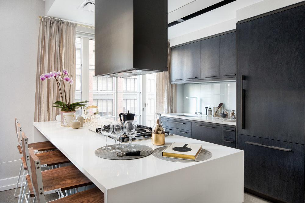 Extell's 70 Charlton Street Reveals Latest Model Residence Designed By Work Of
