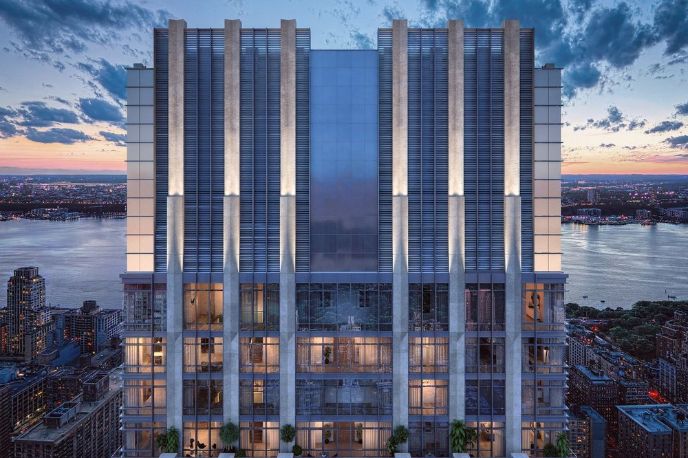 SJP Properties Reveals New Renderings Of The Elkus Manfredi-Designed Art Deco 200 Amsterdam Avenue On The Upper West Side