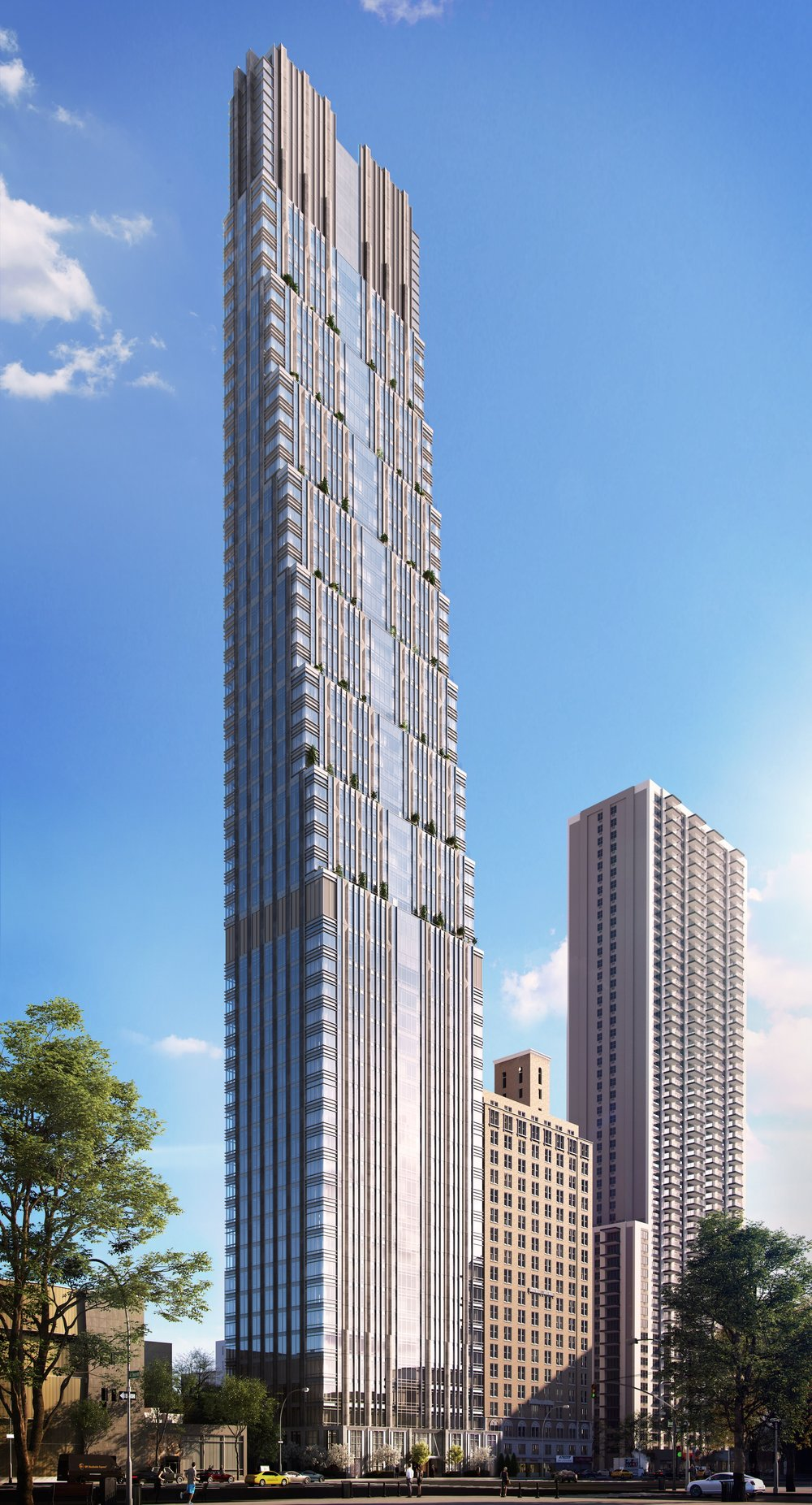 The Elkus Manfredi-Designed 200 Amsterdam Launches Teaser Website And Unveils New Renderings