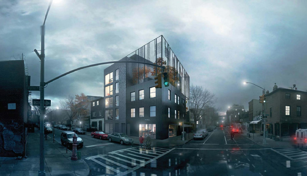 A New T.F. Cusanelli & Filletti-Designed Mixed-Use Development Is Coming To Williamsburg