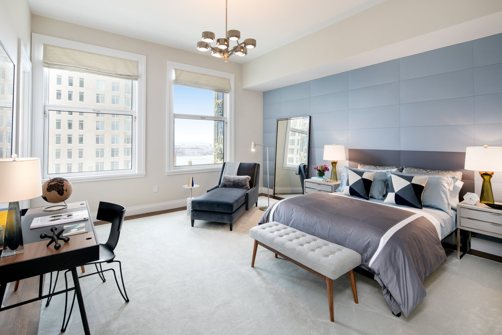 Check-Out This Luxurious Eve Robinson-Designed Residence in Alchemy Properties' Woolworth Tower Residences 2 Park Place