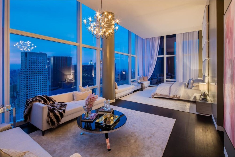 Penthouse At Baccarat Hotel & Residences Hits The Market For $39.995 Million