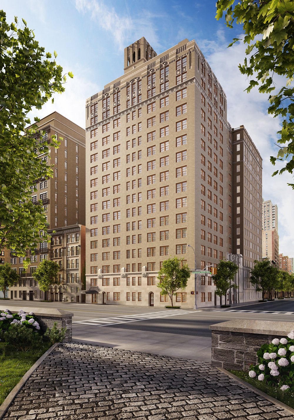 360 Central Park West, CetraRuddy's Reimagine Of The Historic Rosario Candela-Design On The Upper West Side, Commences Closings