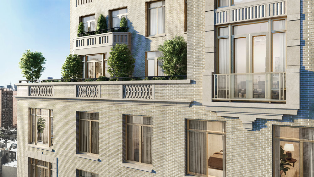 Alchemy Properties Launches New Site & Releases Renderings Of The Robert A.M. Stern-Designed Two Fifty West 81st