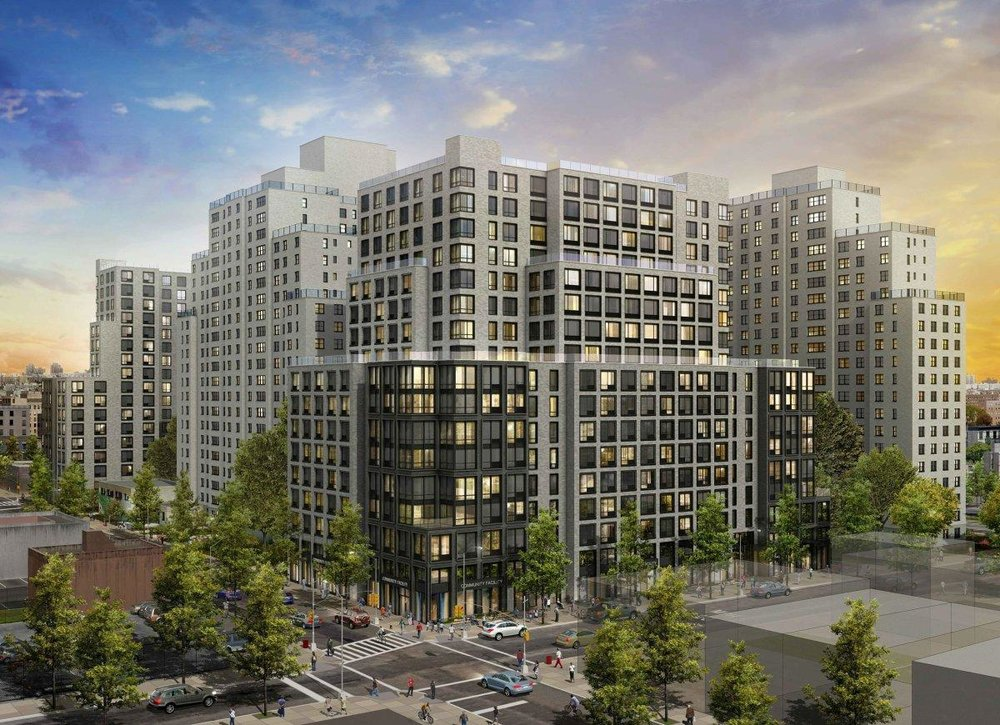 Two Trees & Arker Companies Tabbed To Build Mixed-Income Development On NYCHA Boerum Hill Site