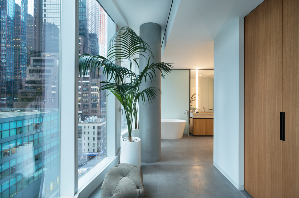 Aby Rosen's One Hundred East Fifty Third Street Unveils New York's First Skyscraper Lofts Designed by Sir Norman Foster
