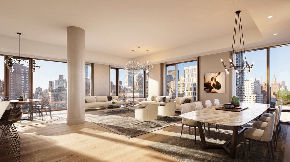 Alfa Development Releases New Renderings of Their Alexandra Champalimaud-Designed 200 East 21st Street