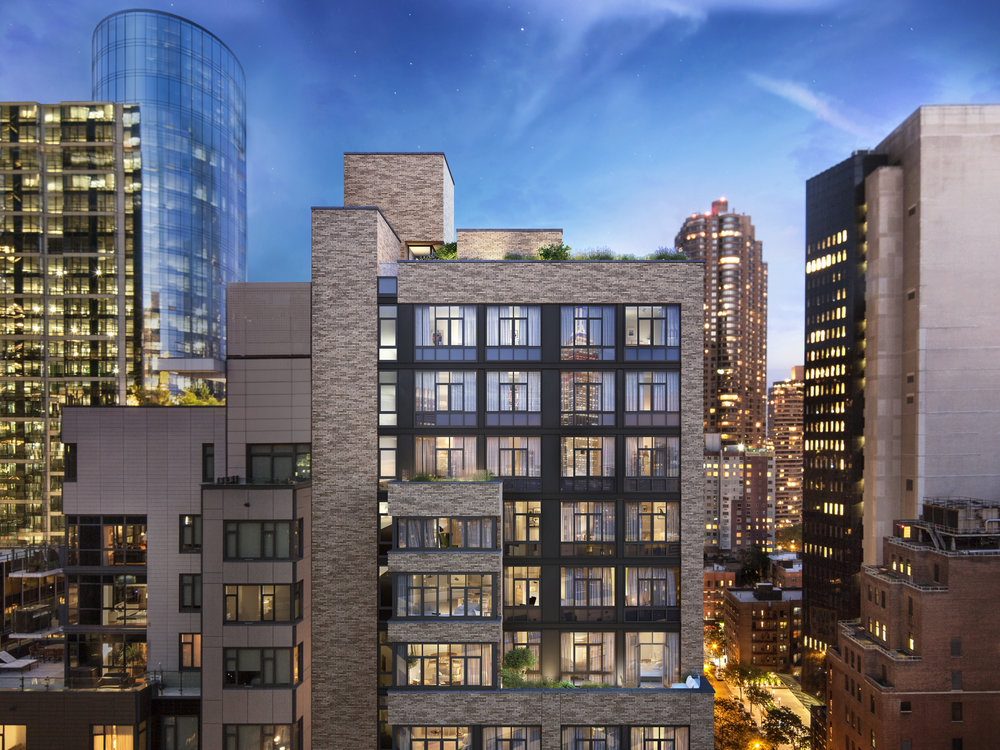 The Lindley Reports That Sales Have Surpassed 50% At Murray Hill's Newest Full-Service Condo