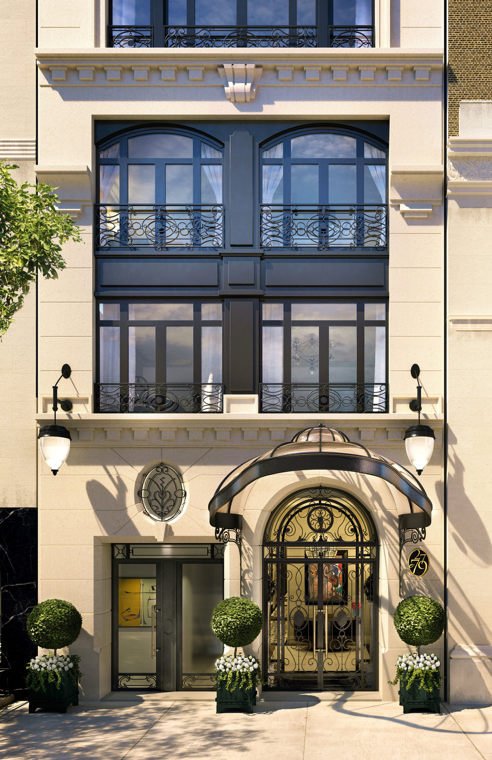 Sales Have Officially Launched at 27 East 79th Street, The First New Ground-Up Project On The Landmarked UES Block