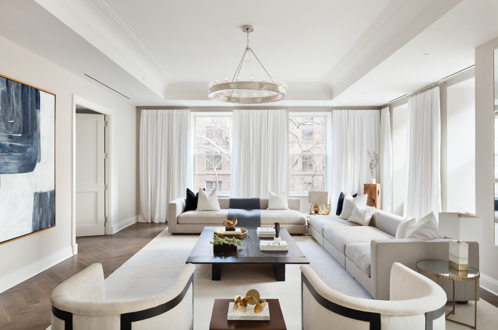 Check Out The Newly Revealed Stephen Sills-Designed Model Unit At The Luxurious 101 West 78th Street