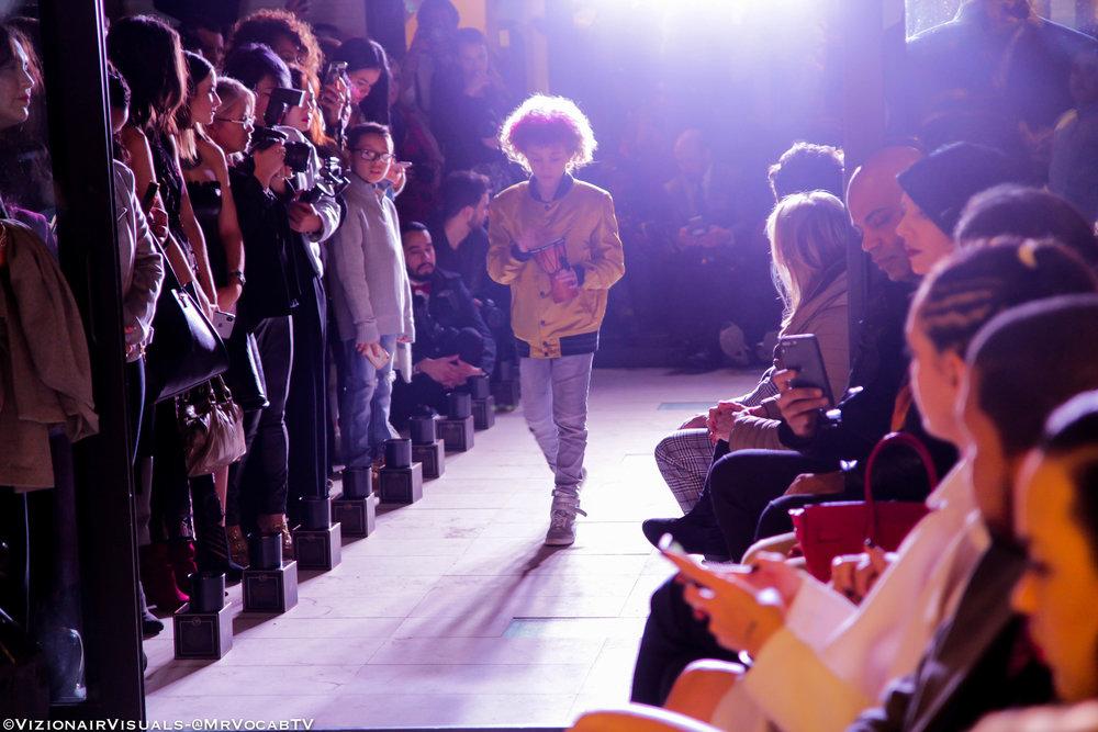 Amadeus Belafonte Douglas Elliman Fuses Fashion & Real Estate To Finish Off NYFW 2018 In Style
