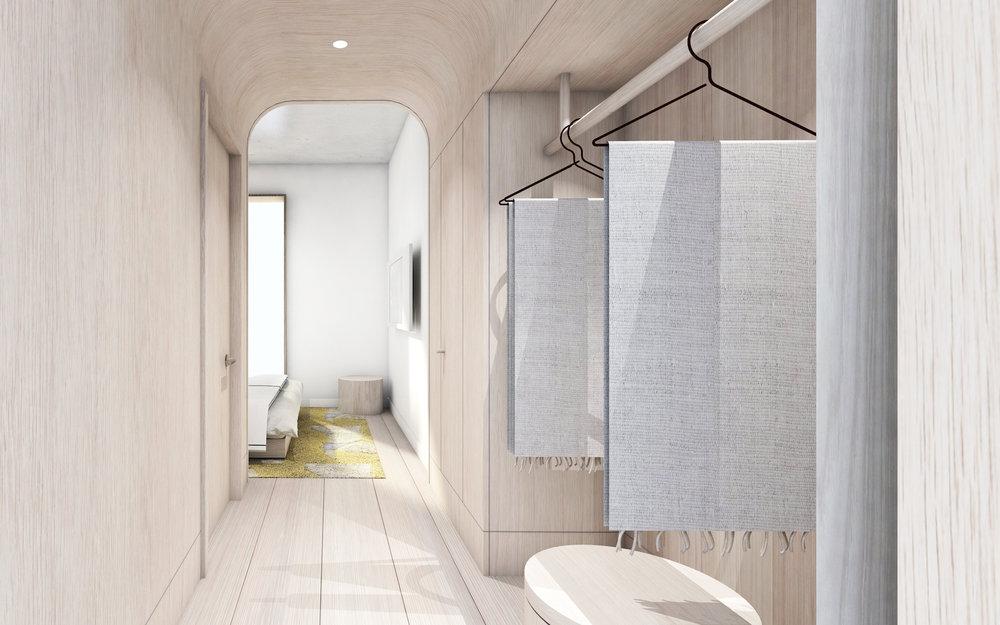 ODA New York Has Revealed New Renderings of Brutalist Crown Heights Hotel.jpg