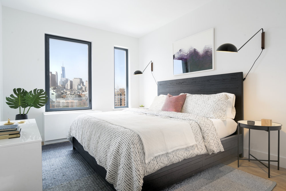 The Rollins Has Officially Launched Leasing With Immediate Occupancy At Essex Crossing