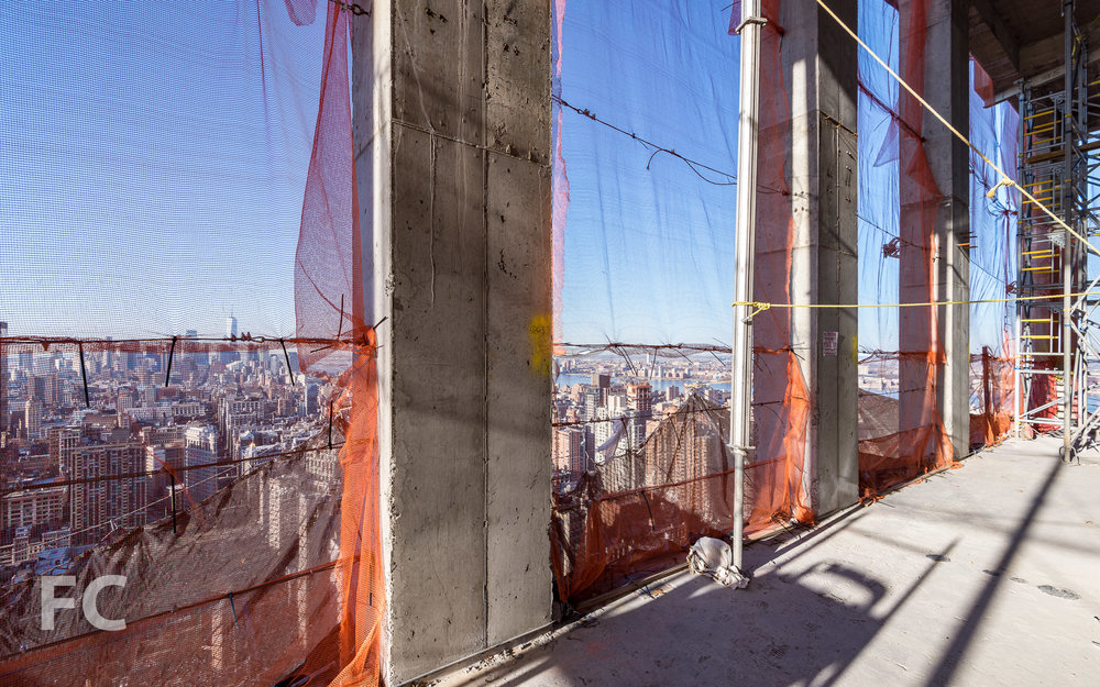 277 Fifth, Rafael Viñoly's NoMad Tower Exploring Open Air Loggias Tops Out at 663'