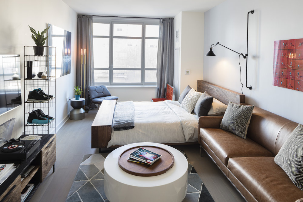 Leasing Launches At The Handel Architects-Designed Hoyt & Horn in Downtown Brooklyn