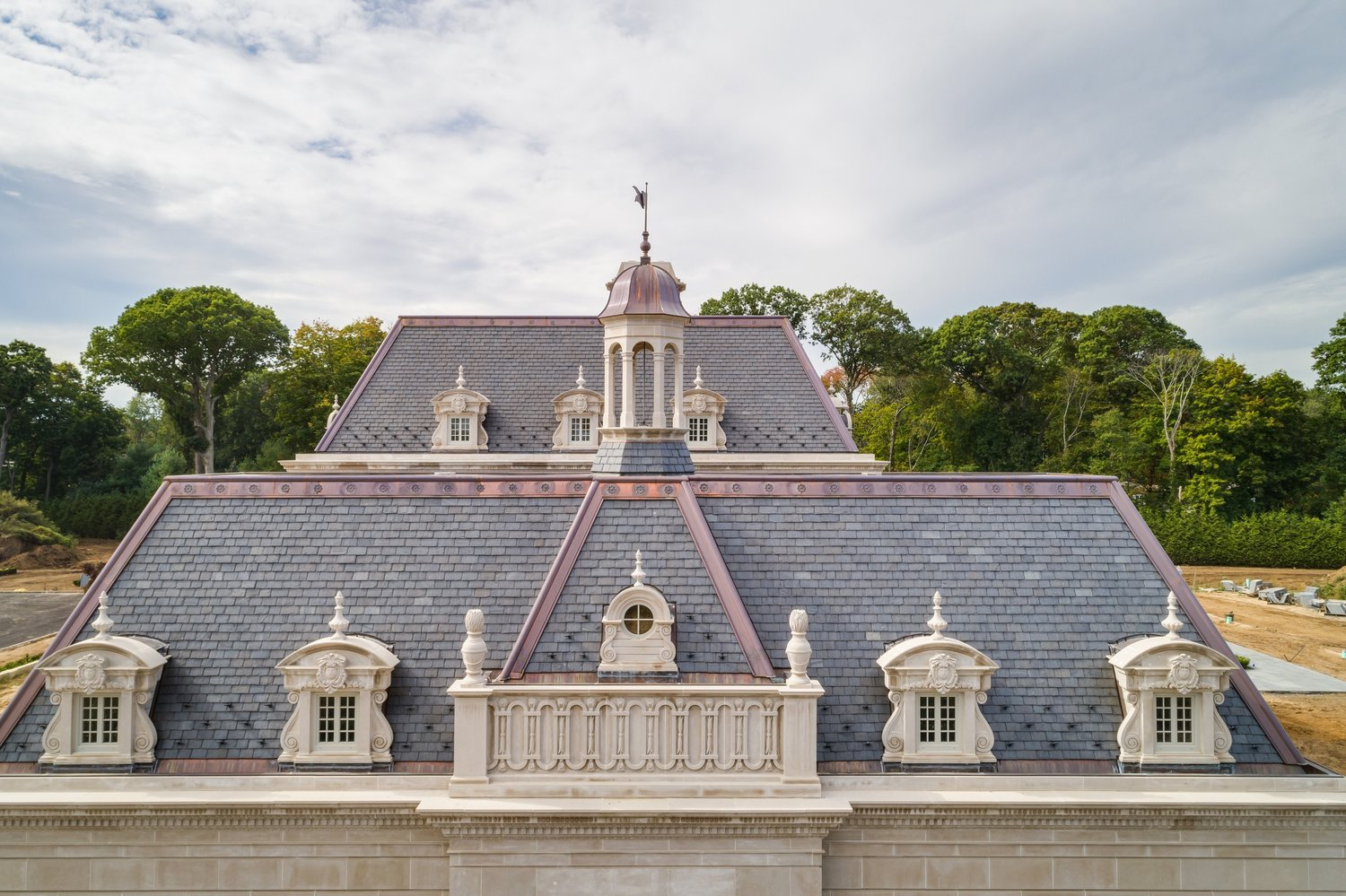 Tour the stately grounds of maison des jardins the 60 million french château on long islands gold coast profilenyc