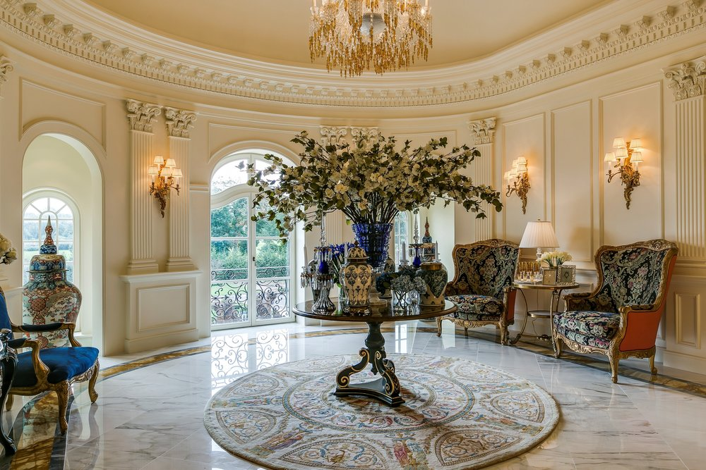 Tour the Stately Grounds of Maison des Jardins, The $60 Million French Chateau on Long Island's Gold Coast