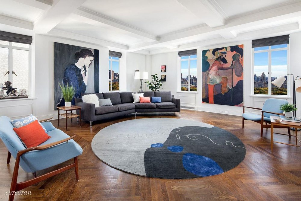 Take a Look At The San Remo Co-Op with Panoramic Central Park Views Listed for $17.5 Million