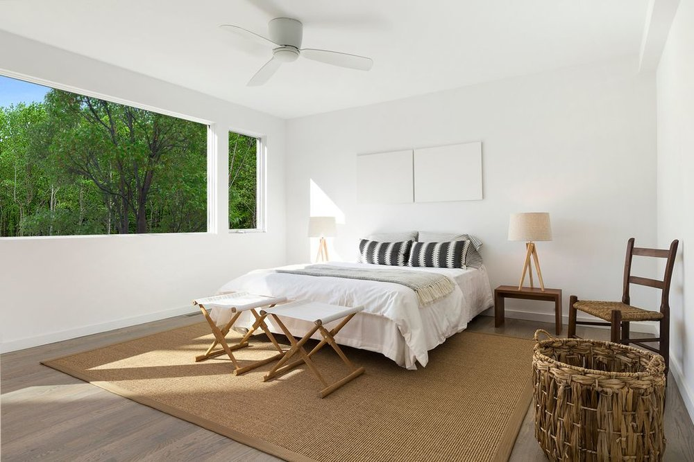 Head Out To The Hamptons Where This Vintage Tractor Barn Was Transformed Into A Contemporary Escape