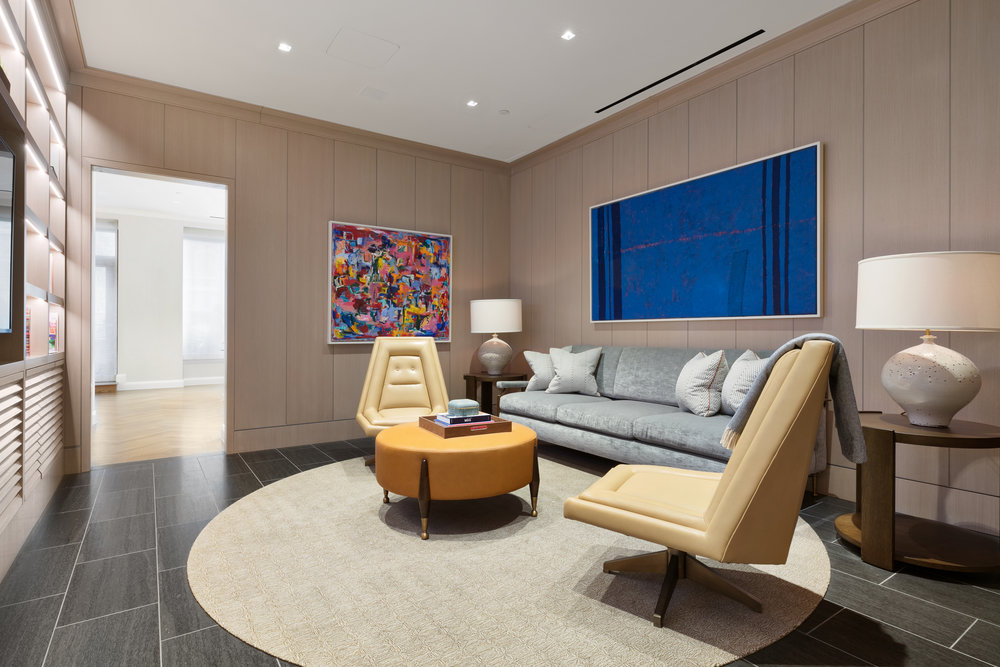 The Robert A.M. Stern Architects-Designed 250 West 81st Street Reveals Sales Gallery