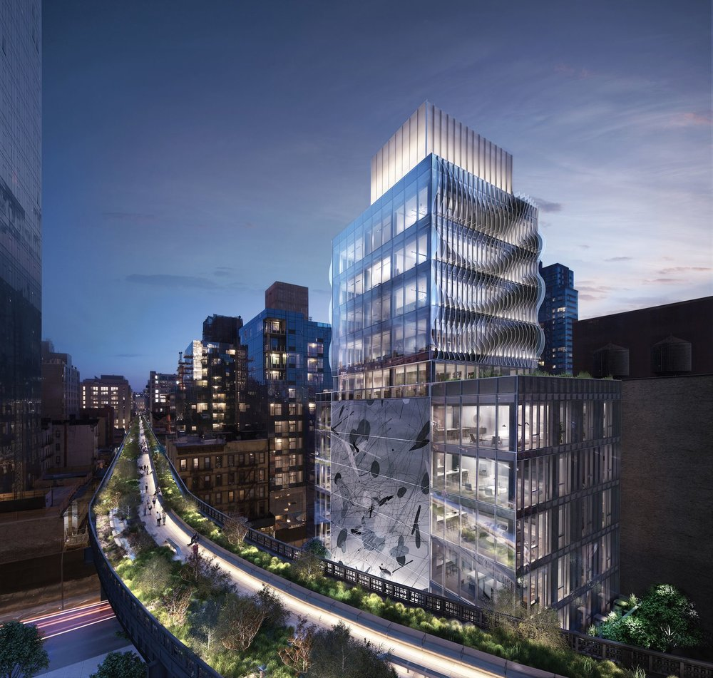 Check Out The New Model Residence in The High-Line Hugging Five One Five, Designed by Soo Chan's SCDA Architects