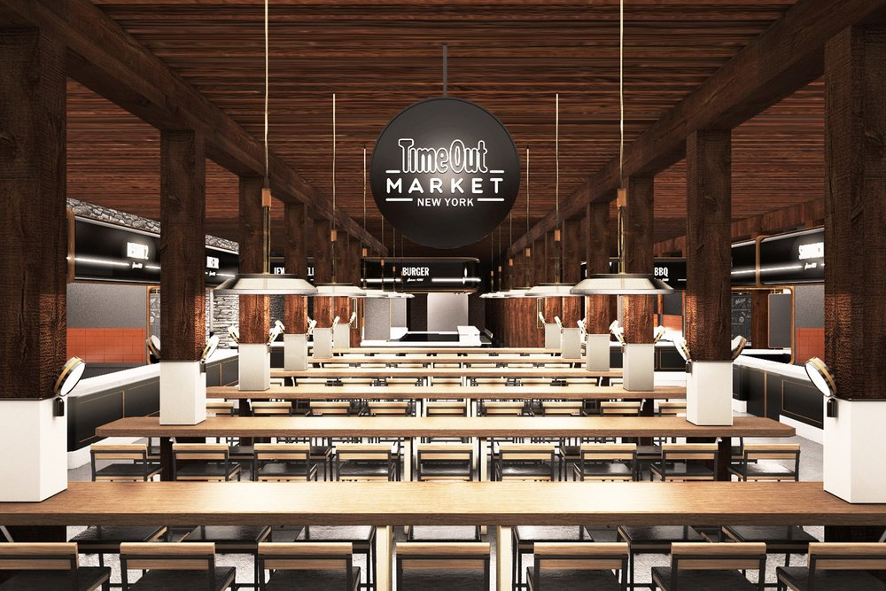 Time Out Announces Time Out Market New York To Open In Brooklyn's Dumbo