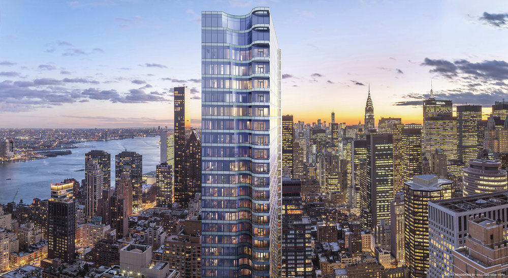 252 East 57th Street Wins Urban Land Institute (ULI) Award For Excellence in Mixed-Use Development
