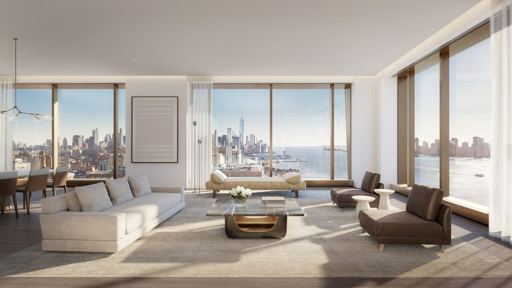 HFZ Capital's Bjarke Ingels-Designed High Line Condo XI Will Launch Sales On May 7