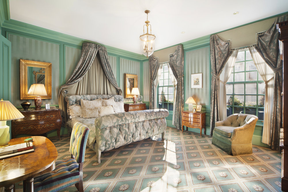 """Tour The Extravagant UES Townhouse Dubbed """"Versailles in Manhattan"""" Hits The Market"""