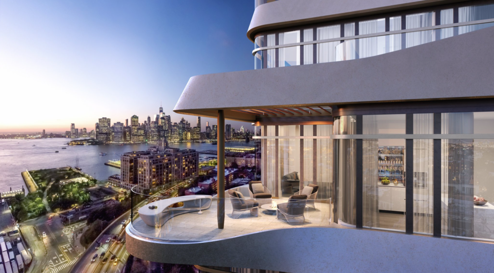 Check Out The New Renderings Of 1 River Park Designed By FXCollaborative In Cobble Hill, Brooklyn