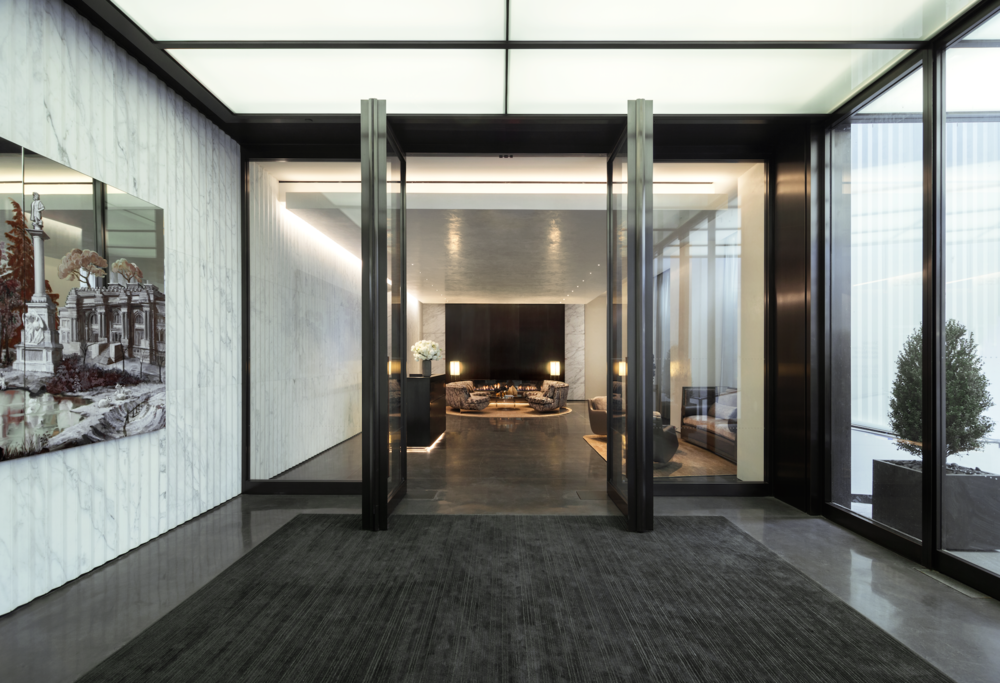 The Foster + Partners-Designed 100 East 53rd Street Reveals Private Residents Club