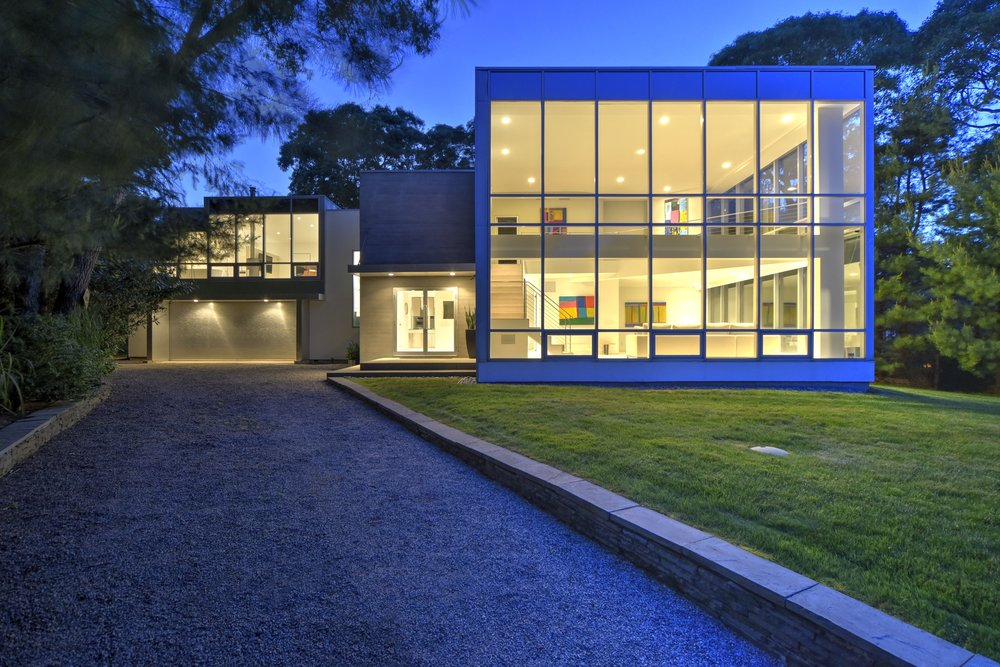 Check Out The Ultra-Modern Glass Cube House Designed by Jorge Sosa Asking $2.995 Million in East Hampton