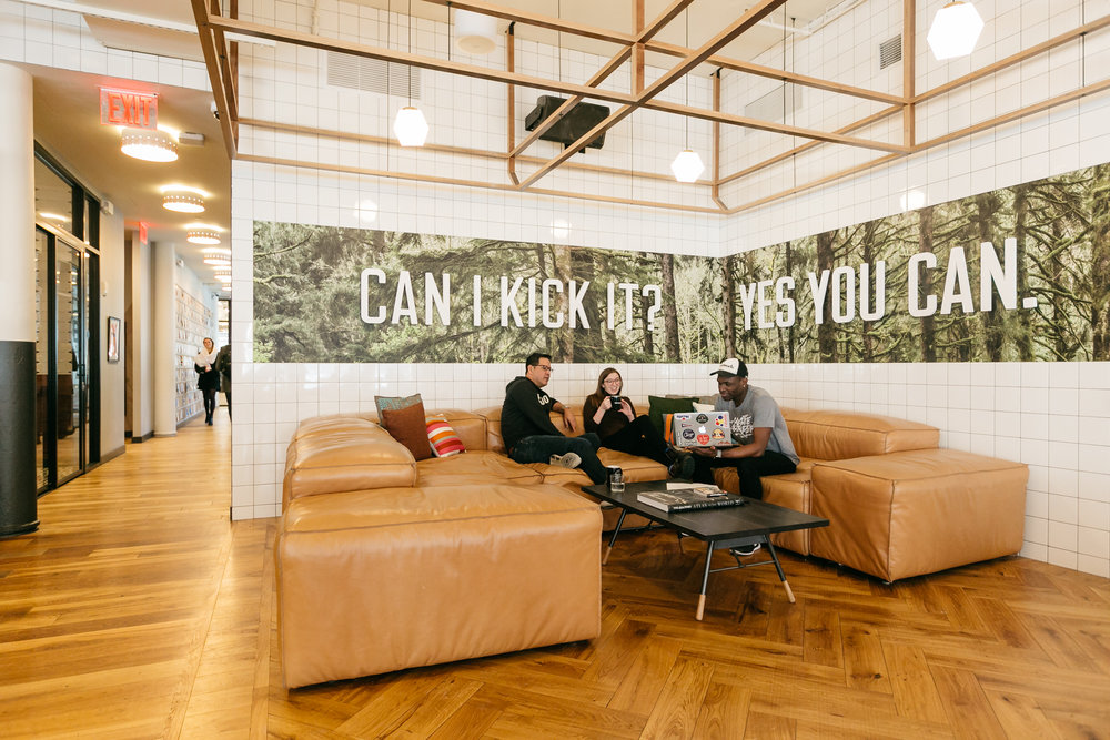 WeWork HQ Chelsea Commons New York, NY