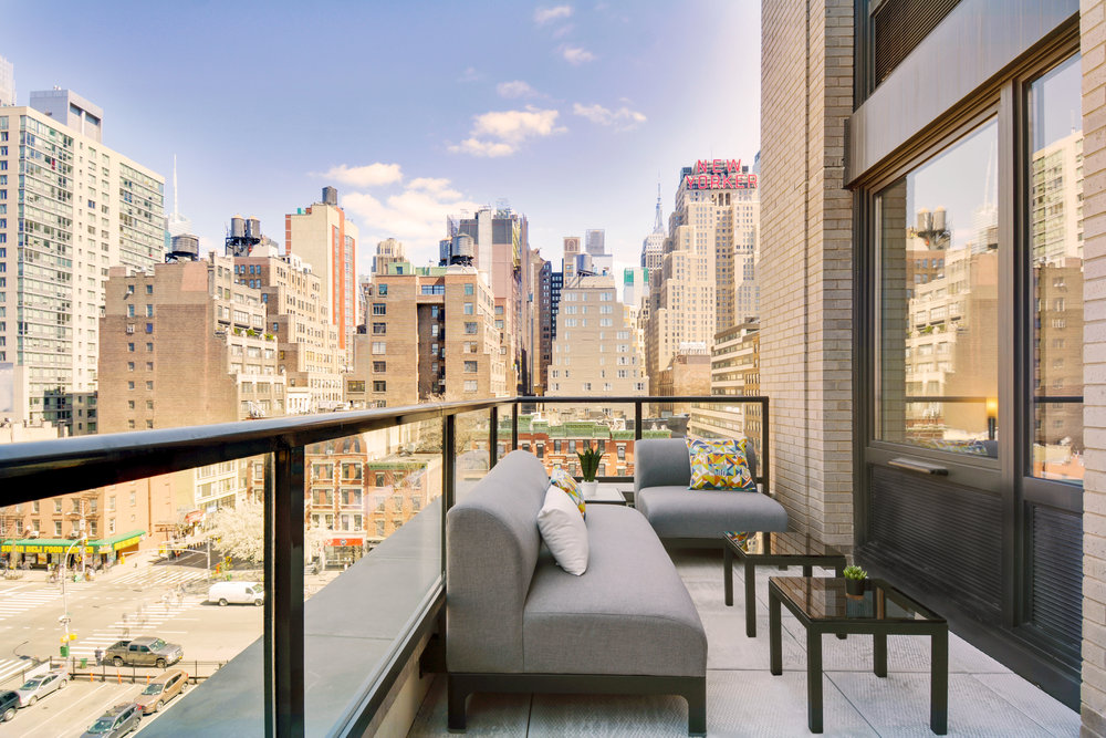 The Lewis Reveals Terrace Residences With Room & Board Collaboration in Hudson Yards, Reportedly 70% Leased