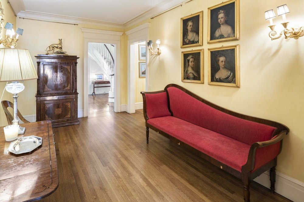 Fashion Scion Massimo Ferragamo Lists Prewar Park Avenue Duplex For $18 Million