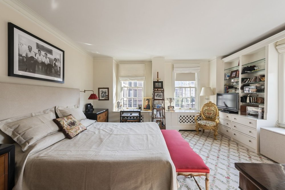 Fashion Scion Massimo Ferragamo Lists Prewar Park Avenue Duplex For $18 Million