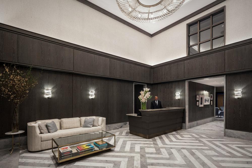 Continuum Company Reveals Martin Brudnizki-Designed Library At Madison Square Park Tower