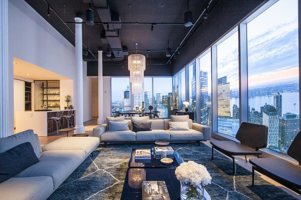 Sharif El-Gamal's Soho Properties' 45 Park Place Begins Vertical Rise in FiDi