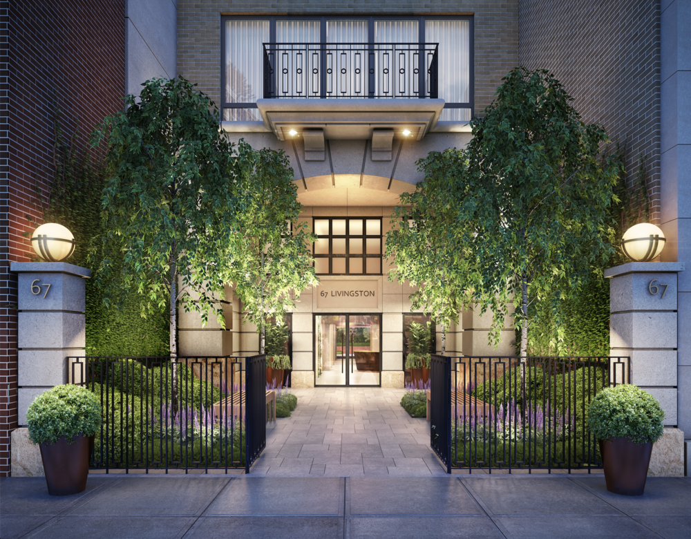 Brooklyn Height's Tallest Condo Building 67 Livingston Launches Sales