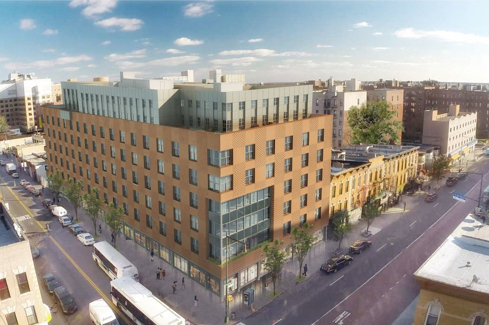 Hudson Companies Gearing Up To Launch Leasing At The Clark In Prospect-Lefferts Gardens
