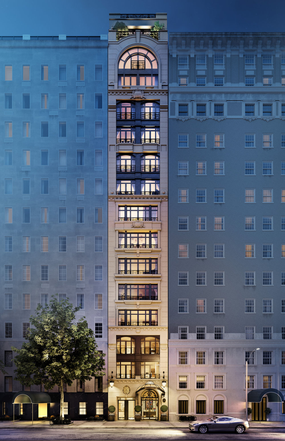 The Cabinet Alberto Pinto-Designed 27 East 79th Street Launches Sales On The Upper East Side