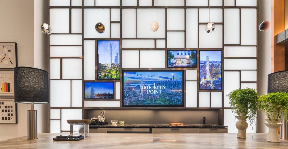 Get A First Look At The Sales Gallery At Brooklyn Point, Brooklyn's Tallest Tower